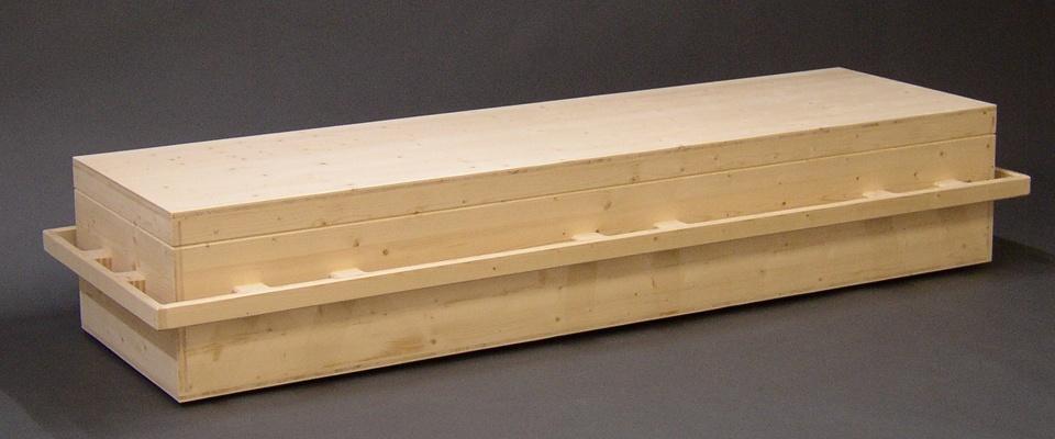 Kist Houvast, handgemaakt