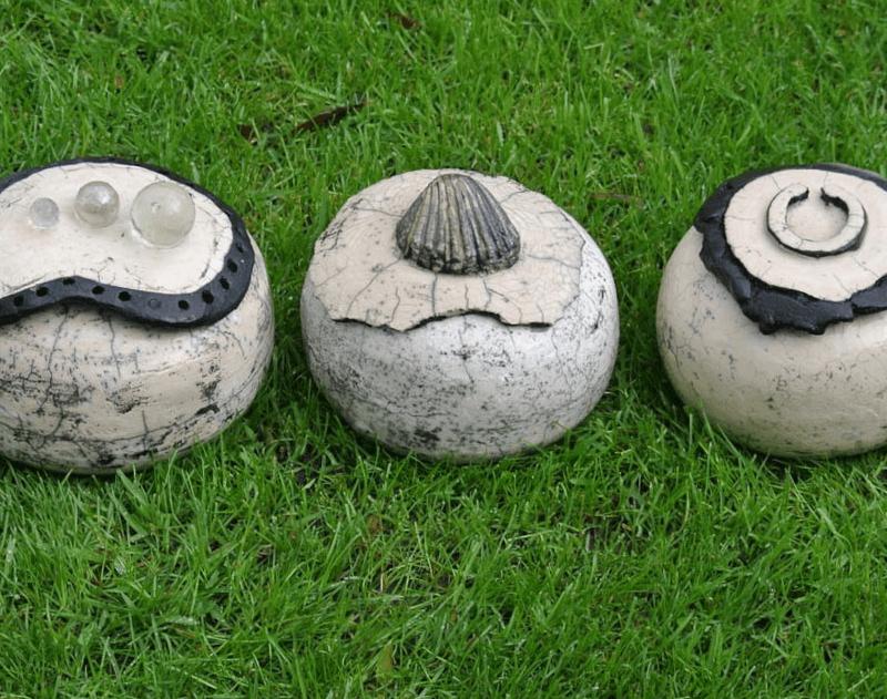 urn handgemaakt