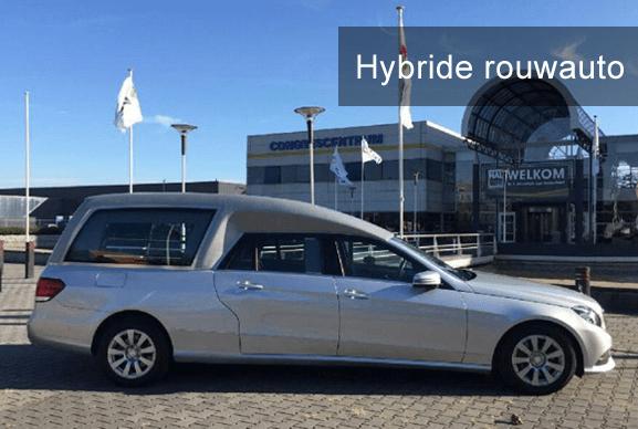 hybride rouwauto